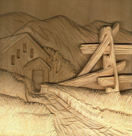 Best wood carving art ideas on pinterest