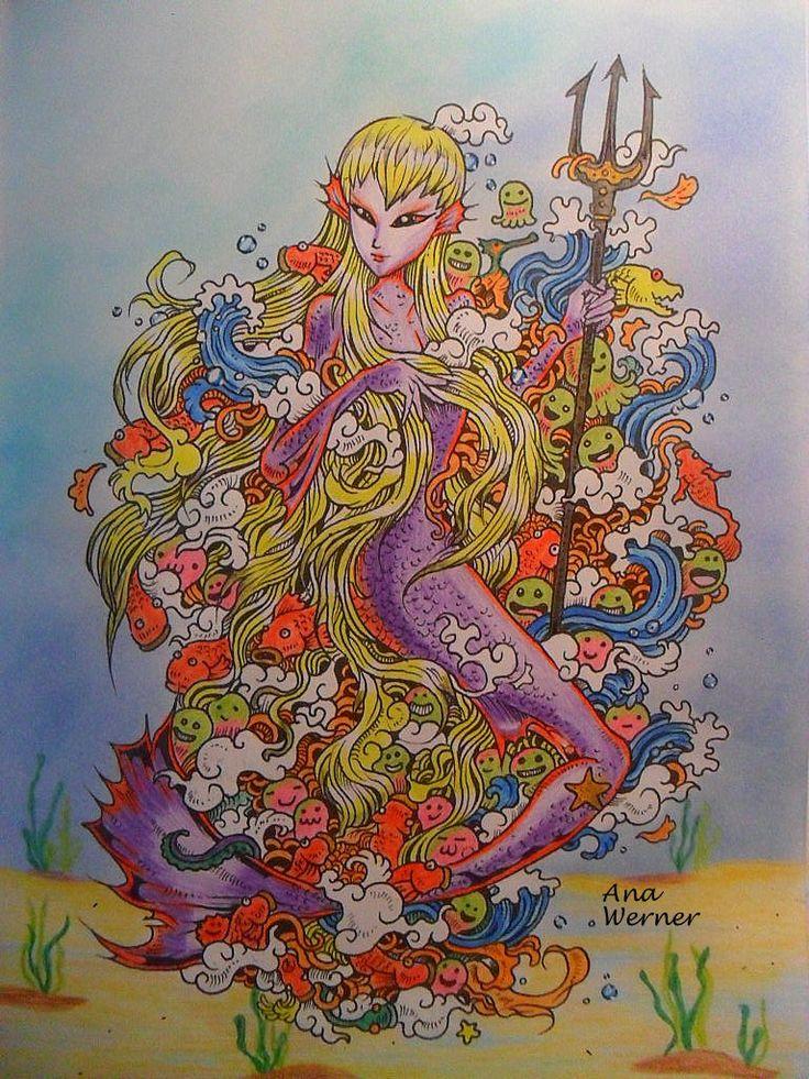 Doodle A Invaso DoodleInvasion DoodleAInvasao Adultcolouringbook Livrosdecolorirantiestresse Livrosdecolorir KerbyRosanes