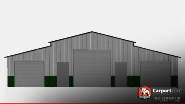 Garage Wall Art Ideas Exterior Garage Decor Hot Rod Decorative Items 20190516 Steel Barns Metal Shop Building Pole Barn Designs