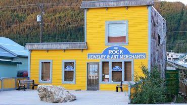 Rock Jewelery-Dawson City