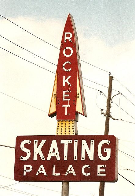 Rocket Skating Palace (Cockrell, TX)