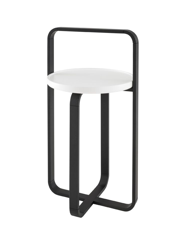The versatile, light weight KAZIU side table by Gregor Korolewicz 2016