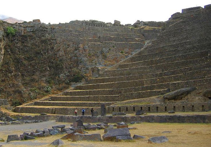 World Mysteries - Mystic Places - Ollantaytambo, Tiwanaku and Aramu Muru
