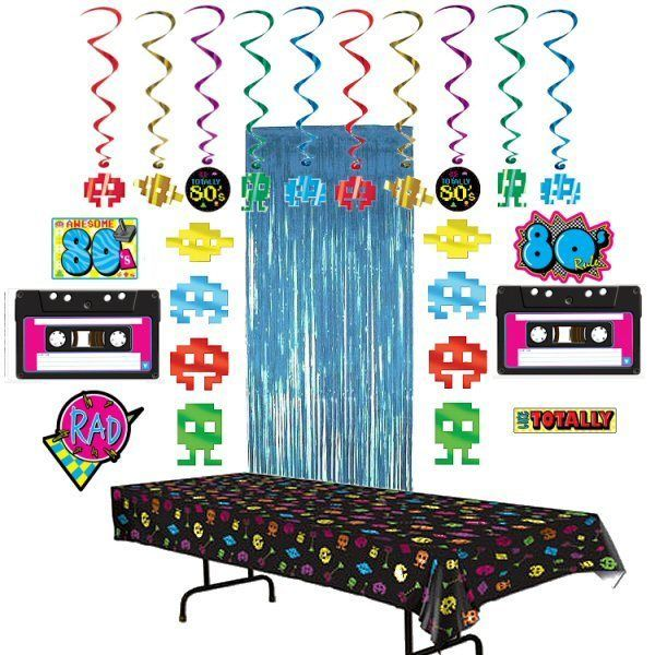 17 best ideas about eighties party on pinterest 80s for 1980s party decoration ideas