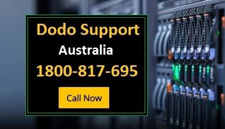 24x7 Dodo Support Australia Number 1800-817-695