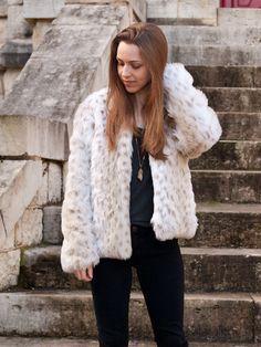Faux Fur Jacket Free Pattern