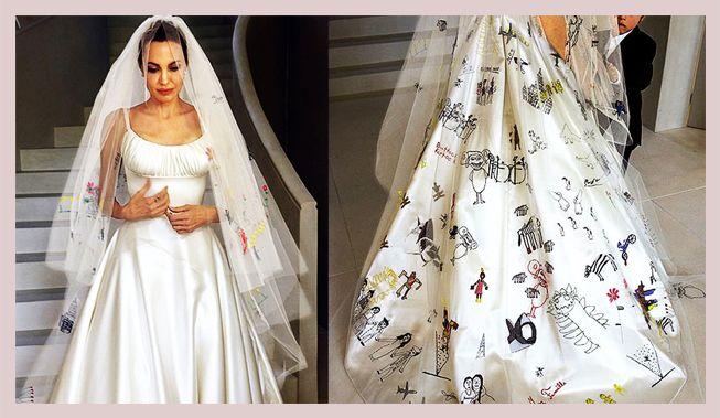 Sztárok esküvői ruhái - Dizájner Menyasszonyi ruhák