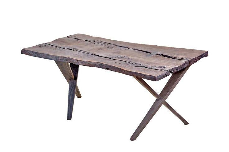 Table Bog Oak 800-6500 years old FOR SALE office@riverwood.eu