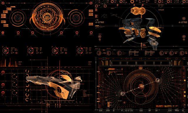 ガーディアンズオブギャラクシーのUIデザインがハイテクかっこいい! - ライブドアニュース
