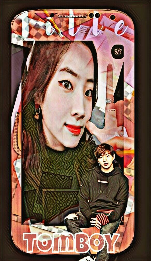 Cover wattpad Kang Daniel