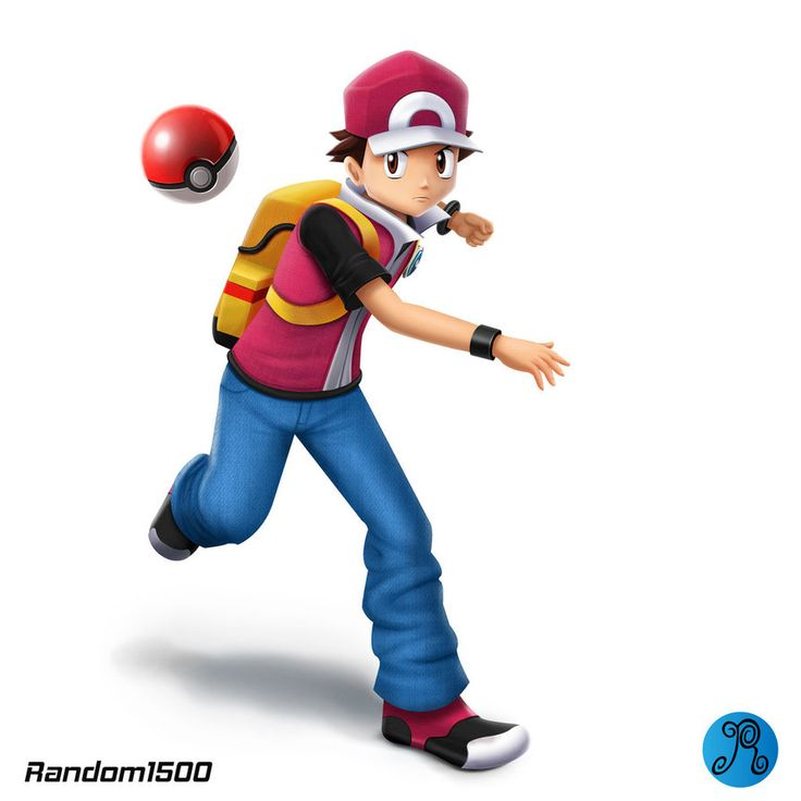 pokemon trainer in smash bros wii u-3ds style