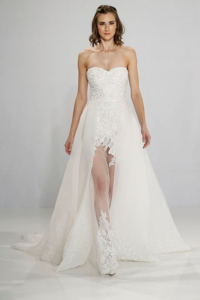 163 best images about new kleinfeld bridal dresses on for Fit and flare wedding dress body type