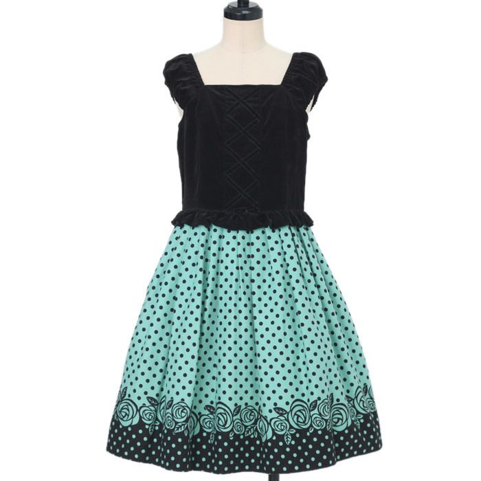 Worldwide shipping available ♪ Shirley Temple ☆ ·. . · ° ☆ dot Rose Dress https://www.wunderwelt.jp/products/%EF%BD%97-15696  IOS application ☆ Alice Holic ☆ release Japanese: https://aliceholic.com/ English: http://en.aliceholic.com/