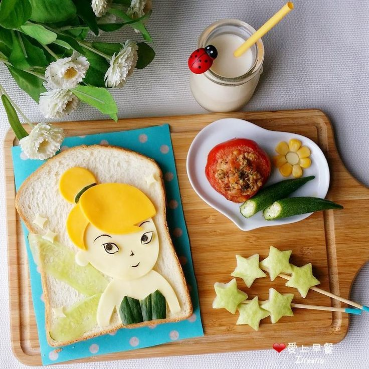 85 best Food Cute! images on Pinterest For kids, Funny food and