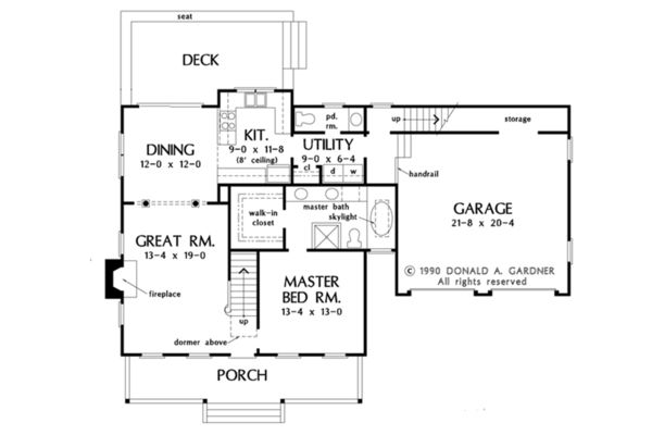 9 best the peaks at south peak images on pinterest floor plans first floor plan of the langford house plan number 222 malvernweather Gallery