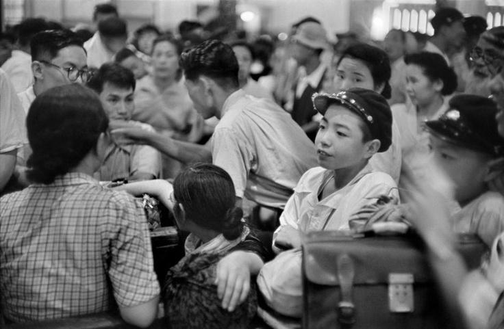 Tokyo, 1951 by Werner Bischof