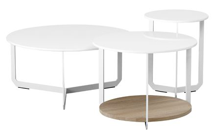 East Coffee Table by Jessica Signell Knutsson for Asplund
