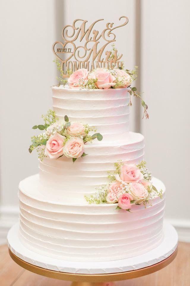 Christy Nicole Fotografie | Wie groß sollte eine Hochzeitstorte sein? Hochzeitstorten …   – Wedding Cake Ideas