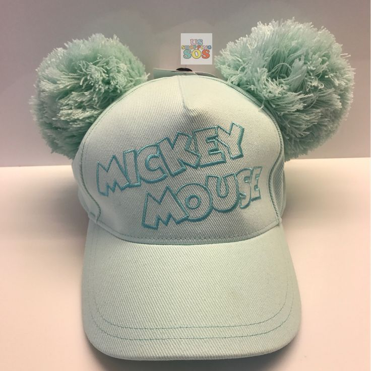 Tokyo Disney mickey hat!!