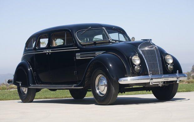 chrysler airstream limousine | 1936 Chrysler C-11 Custom Imperial Airflow Limousine Le Baron - Photo ...