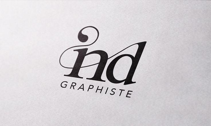 logo ind graphiste rouen