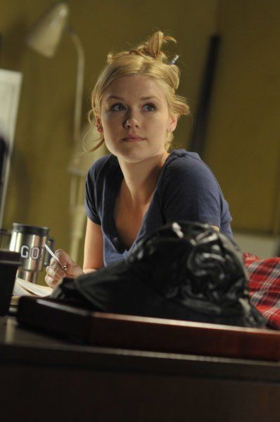 Audrey Parker (Emily Rose). Haven Promo Photo.