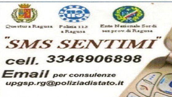 """Offerte di lavoro Palermo  Il giovane disabile ha inviato un messaggio al servizio """"Sms sentimi"""" della questura di Ragusa. L'arrivo dei carabinieri ha fatto scappare il malvivente  #annuncio #pagato #jobs #Italia #Sicilia Scicli sordomuto mette in fuga ladro in casa con sms alla polizia"""