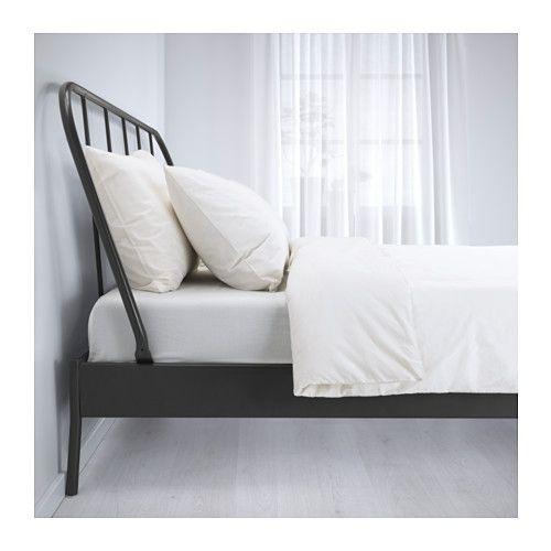 KOPARDAL Bed frame - Lönset, Standard King - IKEA