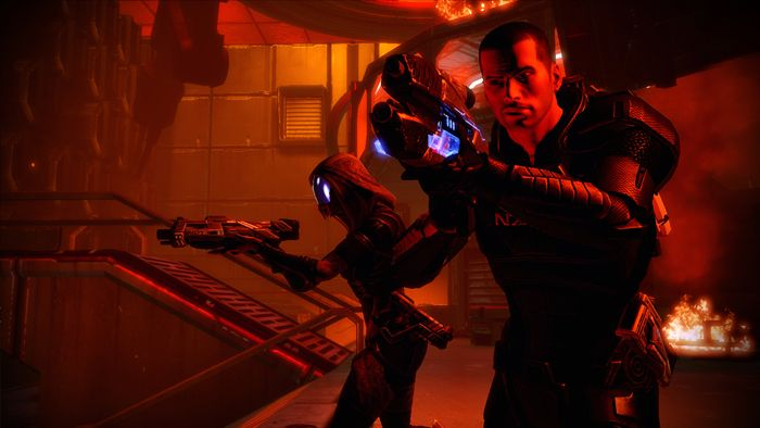 Review: Mass Effect 2 (Xbox 360)