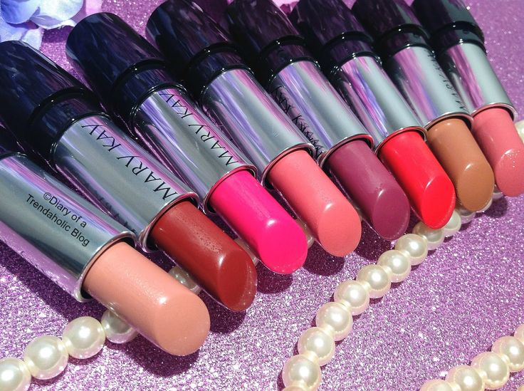 Fall trend Alert!! NEW Semi-Matte Gel Lipsticks from Mary Kay! Rich, smooth and comfortable.