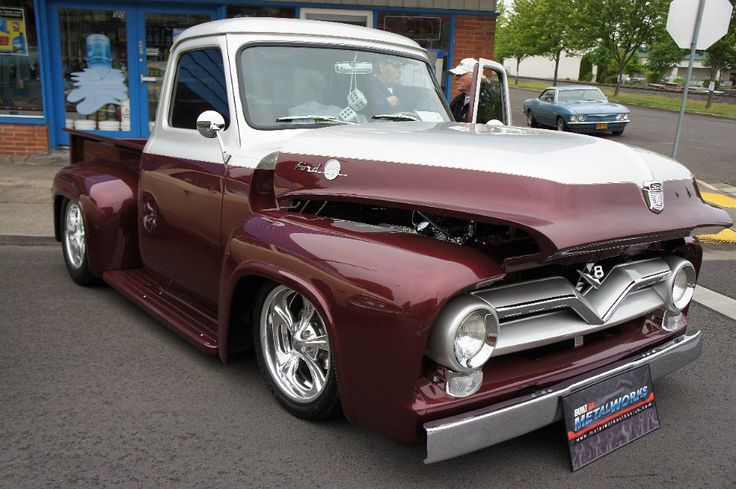 17 Best Images About FORD F-100 On Pinterest