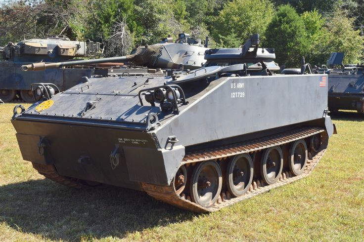 M114 Command and Recon Military vehicles, Sheridan