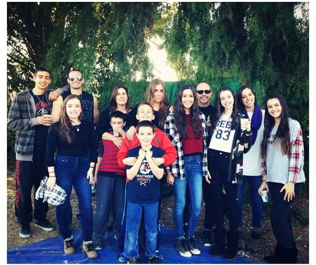 Cimorelli family. 11 kids. Wow.