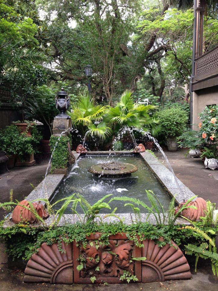 17 best images about gardens on pinterest gardens air for Landscaping rocks savannah ga
