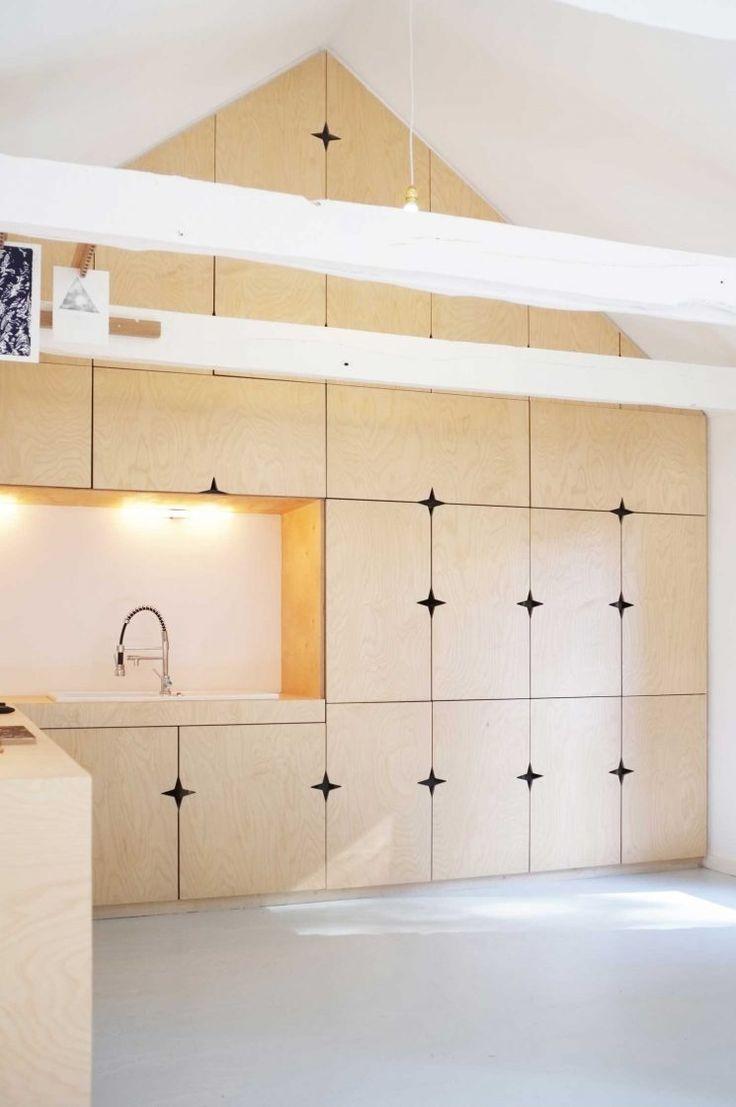 447 best koken images on pinterest kitchen kitchen ideas ne dites plus contreplaque dites