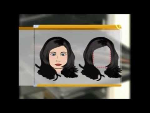 ПОДБОР ПРИЧЕСОК ДЛЯ КВАДРАТНОГО (ПРЯМОУГОЛЬНОГО) ЛИЦА (Selection of hairstyles for a square (rectangular) FACE)
