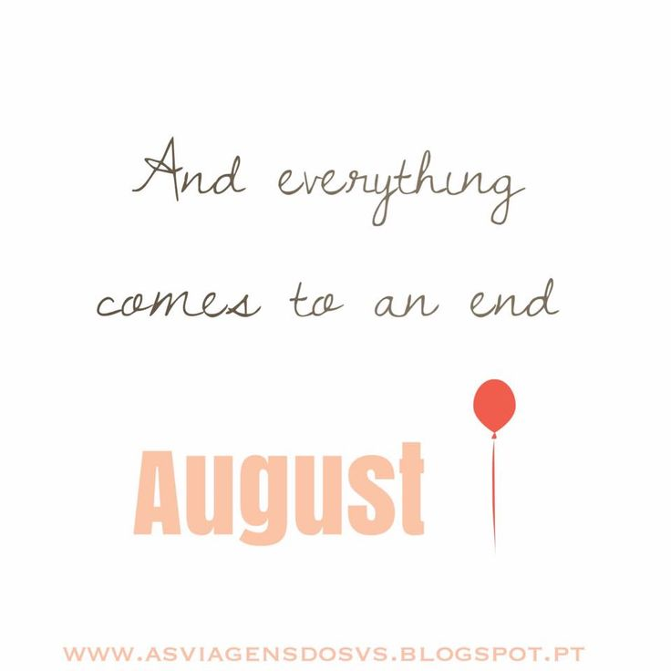 Sweet August