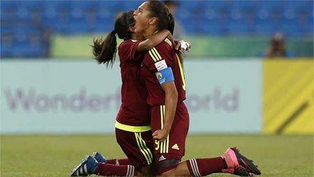 VIDEO Deyna Castellanos El gol fue por voluntad propia - Líder en Deportes