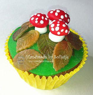 #Cupcake Thema #herfst
