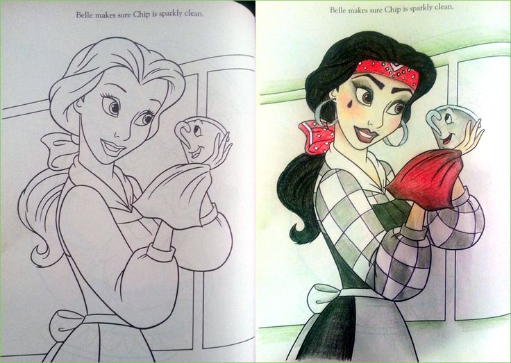 17 Best Images About Omg Coloring Book Corruptions On