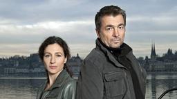 #Tatort Team Luzern - ab Mai 2012  - Stefan Gubser als Kommissar Reto Flückiger und Delia Mayer als Komissarin Liz Ritschard