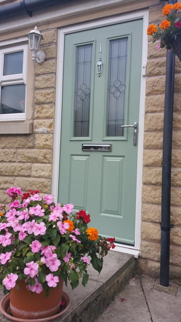 Homeowners are going mad for Chartwell Green! Brighten up your home and secure…Design your dream Endurance door here; http://design.endurancedoors.co.uk/