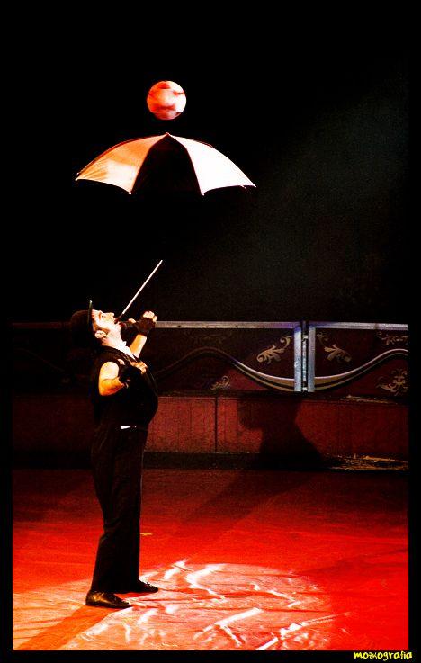 Cus cus cirkus #Teatro #Clown
