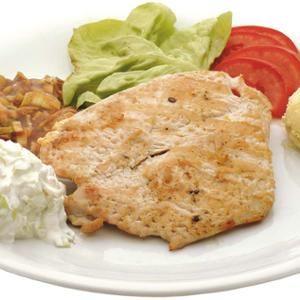 Csirkemell steak - Megrendelhető itt: www.Zmenu.hu - A vizuális ételrendelő.