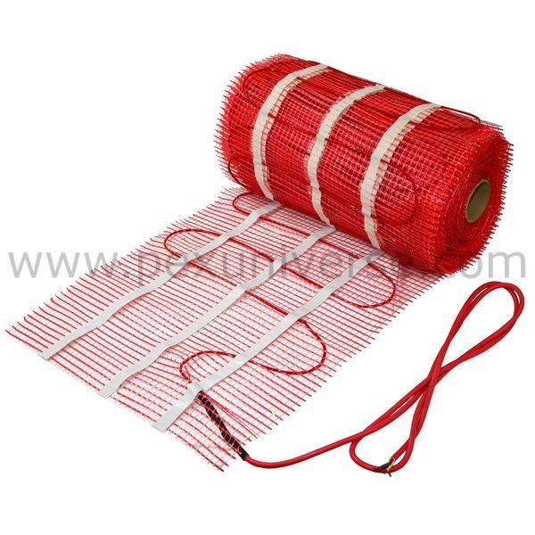 Photos On sqft Electric Radiant Floor Heating Mat Kit V