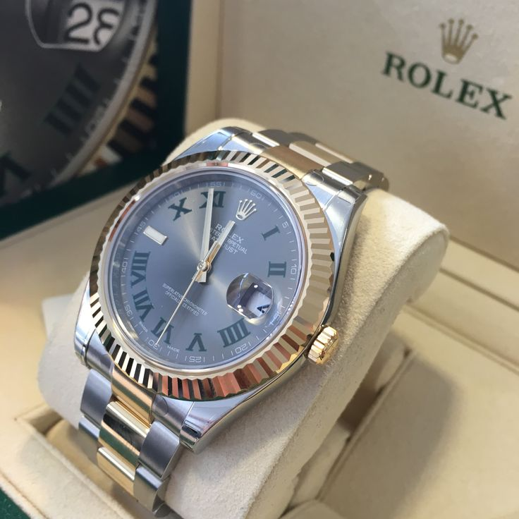 The best of the Rolex Datejust II collection? Now discontinued, last few available