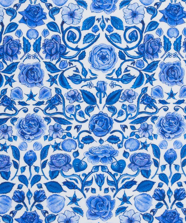 Liberty Art Fabrics Penrose C Tana Lawn Cotton | Home | Liberty.co.uk