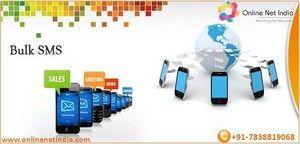 Thumbnail for Bulk SMS Service Provider in Delhi NCR-Online Net India