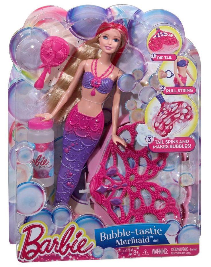 Les 25 meilleures id es de la cat gorie barbie sir ne sur pinterest belles poup es barbie - Barbie barbie sirene ...