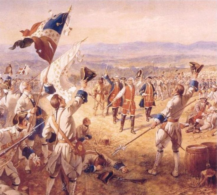 February 10, 1763 – French and Indian War: The Treaty of Paris ends the war and France cedes Quebec to Great Britain.
